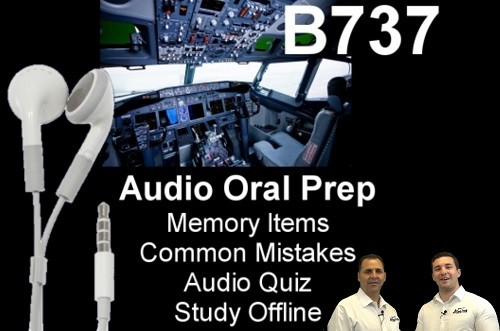AUDIO ORAL PREP 737 1