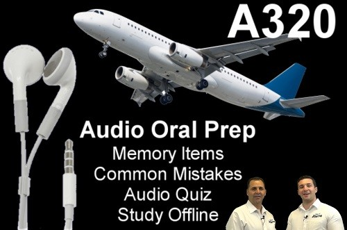 a320 audio oral prep 1