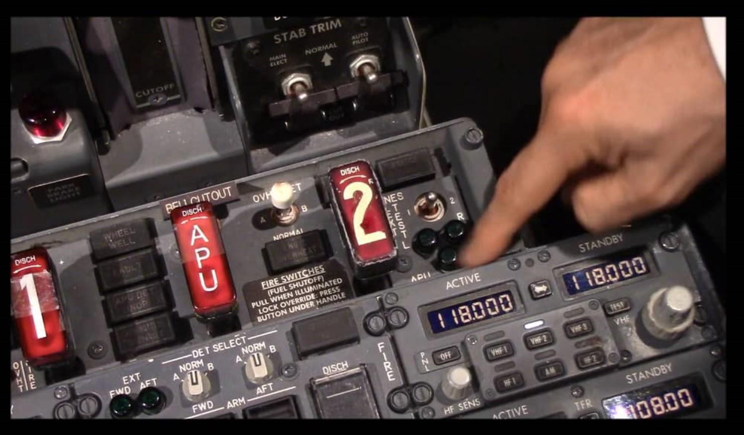 B737NG FLOWS