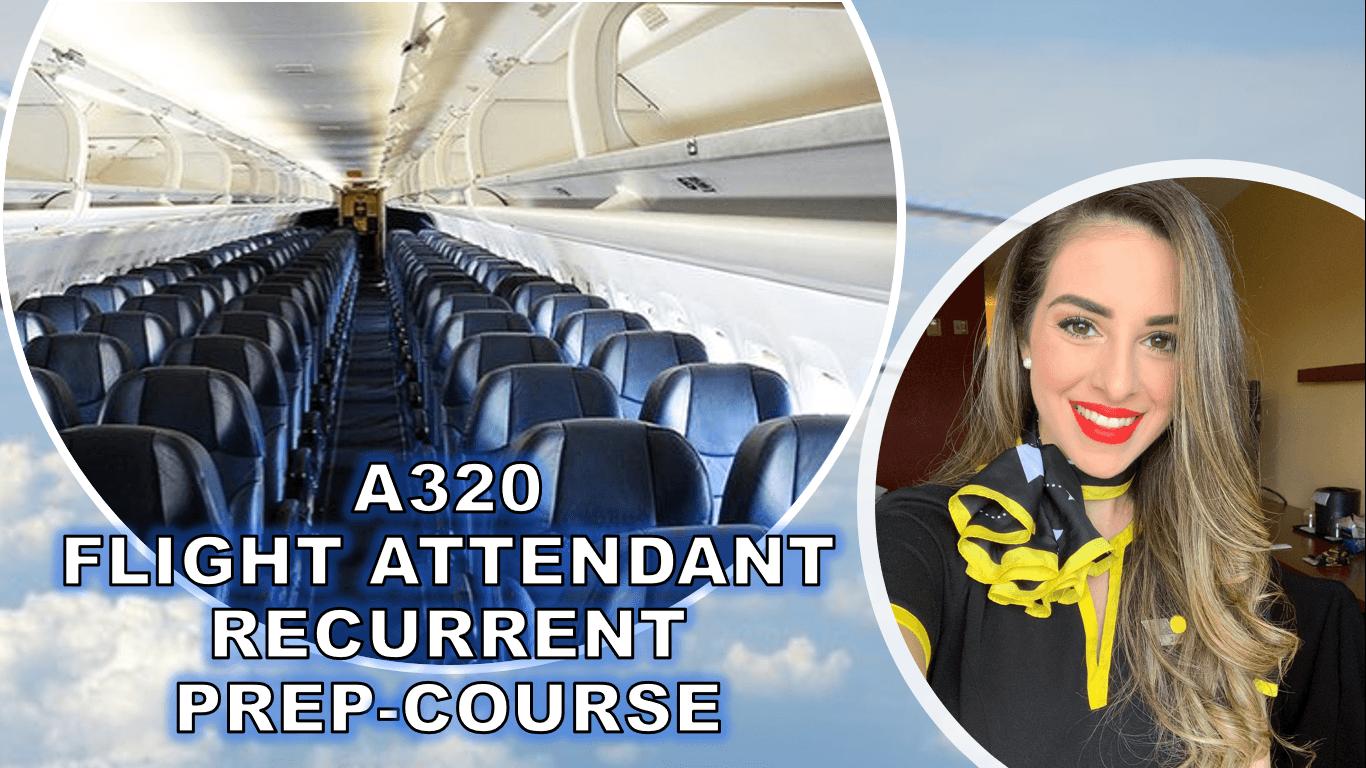 Flight Attendant A320 Recurrent Prep